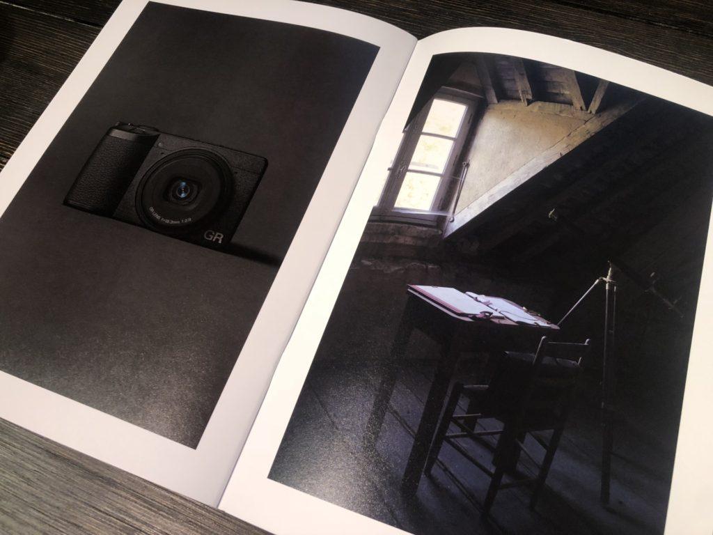 RICOH GR3のカタログ