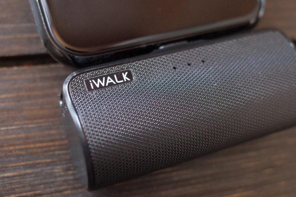 モバイルバッテリー iWALK