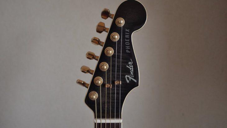 尊敬するミュージシャンのギターレッスンに行き、そこで学んだこと